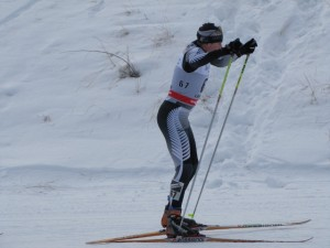 Cross Country Skier Andy Pohl Tracking Well Ahead of World Cup