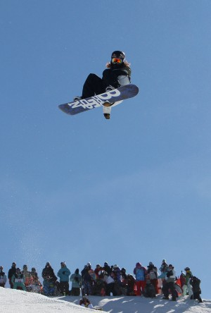 Shaun White Joins Galaxy of Snow Sports Stars at Audi quattro Winter Games NZ
