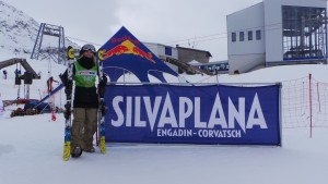 Personal Best for Anna in Silvaplana