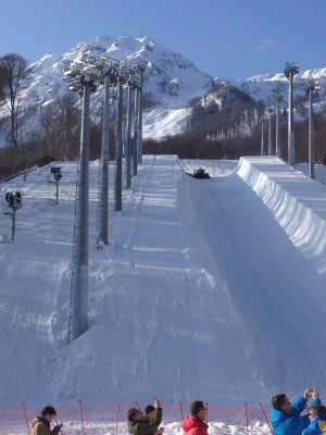 NZ Team Ready to Take on Olympic Halfpipe Tomorrow