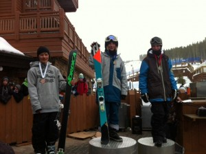 Podium Spots for Juniors at USASA Rocky Mountain Series
