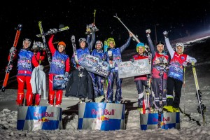 Ski Cross Podium for Jamie Prebble in Italy