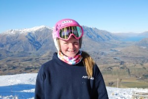 Alice Robinson Tops Coronet Peak Junior Interfields