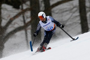 Adam Hall Affected by Stomach Complaint, Places 7th in Paralympic Slalom