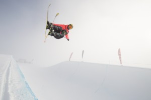 Kuzma and Seaton Defend Titles at The North Face® Freeski Open of NZ Halfpipe