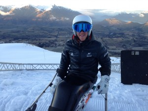 Corey Peters Victorious at IPC Snow Sports NZ National Giant Slalom Champs