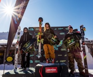 The North Face® Freeski Open of NZ Slopestyle Finals Wrap