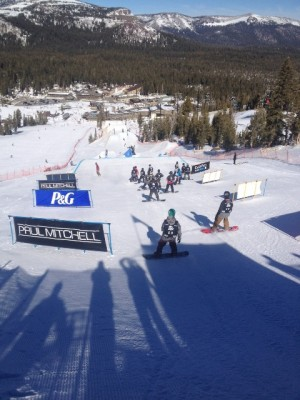 Rev Tour Update - Snowboard Slopestyle