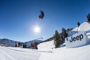 Christy Prior Claims X Games Bronze Medal