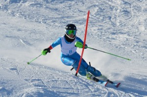 Adam Barwood, Elizabeth Reid Crowned National Slalom Champs