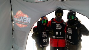 Three Kiwis in Finals at Rev Tour Halfpipe