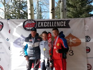 Career Best for Adam Hall with Gold in World Cup Downhill