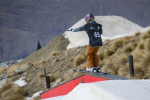 All Speed and Style on Day Two of Cardrona NZ Freeski & Snowboard Junior Nationals