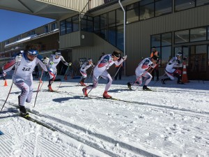 Team USA Claim Wins as Weekend of Elite Cross-country Ski Racing Begins at Snow Farm NZ