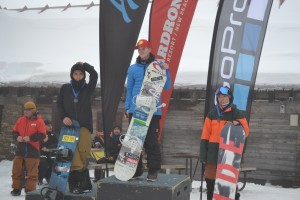 Riders Step Up for Podium Spots at ANC Slopestyle Finals Ahead of Winter Games NZ