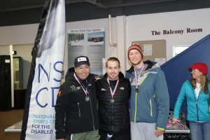 Gold for Adam Hall at First Races of the Season