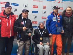 World Cup Win for Corey Peters in Austria