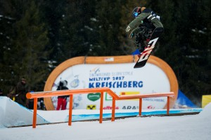 Top 8 for Tiarn Collins and Carlos Garcia Knight at World Cup Finals