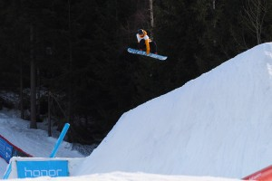 Zoi Sadowski Synnott Victorious in Slopestyle World Cup Finale