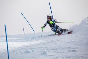 Piera Hudson Third at ANC Slalom - Winter Games NZ