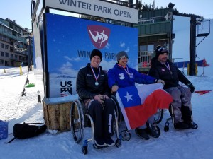 Corey Peters Kicks off New Year with Two Silver Medals