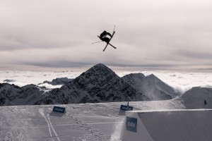 Finn Bilous 8th at Slopestyle World Cup in Stubai