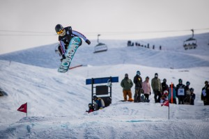 Junior Nationals Competitors Impress with Technical Riding & Big Tricks in the Smith Ski and Snowboard Slopestyle