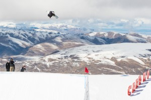 Zoi Sadowski Synnott Through to World Cup Finals at QRC Winter Games NZ Fuelled by Forsyth Barr
