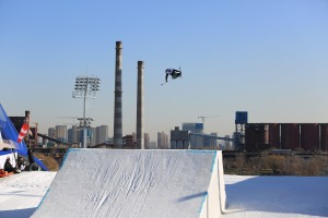 Zoi Sadowski-Synnott & Margaux Hackett Competing at Air + Style Finals Tonight
