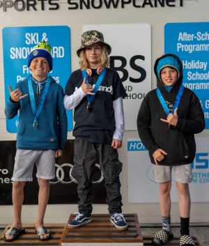 WATCH: 2019 SSNZ Slopestyle Series Kickoff at Snowplanet