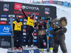 Nico Porteous Finishes Second on Overall Halfpipe World Cup Rankings