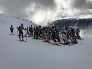 Snowvision NZ Alpine Youth Squad Announcement