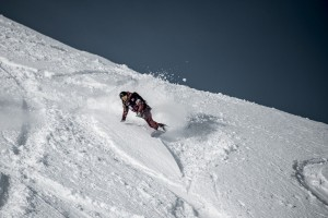 Claire McGregor Qualified for Freeride World Tour with Third 4* Win of the Season