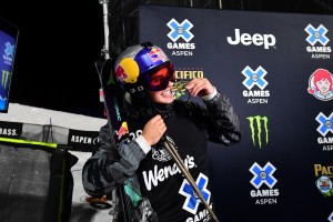 "Nico Porteous wins X Games Gold Medal and ""achieves lifelong dream"""