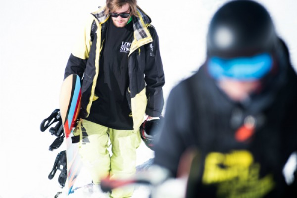 Snowboard Talent Development