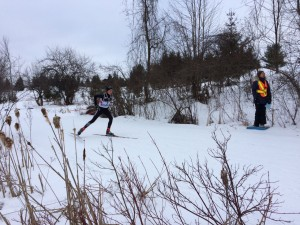 Surprise Podium for Cross Country Skier Campbell Wright