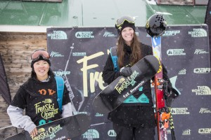 Video: The North Face® Freeski Open NZ, 2015 - Slopestyle Qualifiers & Women's Final